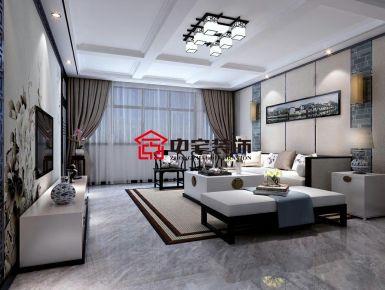 中式风格三房装修 中式风格家庭装修设计