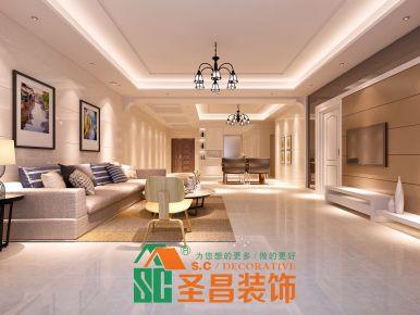 欧式风格三居室装修设计 欧式风格家庭装修效果图