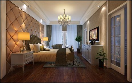 欧式风格别墅装修设计 欧式风格别墅设计装修案例