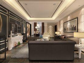 混搭风格别墅装修设计 创意别墅装修效果图欣赏