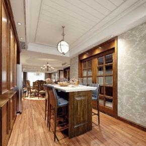 美式风格别墅设计 美式风格别墅装修效果图欣赏