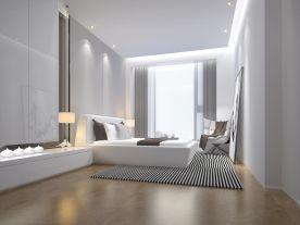 珠海海湾半山 简约风格三房装修设计