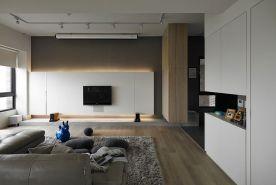 潘村村民公寓装修 中式风格公寓装修设计