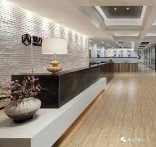石碣办公室设计装修 现代风格办公室装修效果图