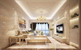 石狮中骏商城 简约风格家庭装修设计效果图欣赏