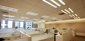 成都工装设计公司 现代风格办公室装修设计