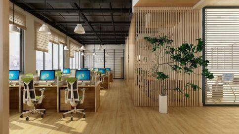 哈尔滨办公室教室装修设计