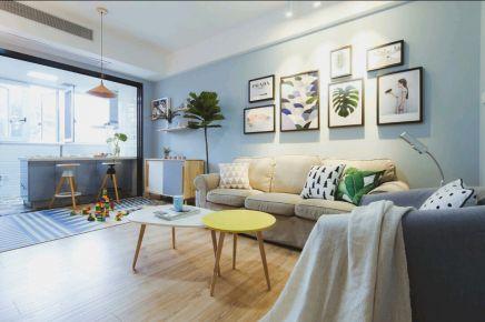 锦江一品李先生雅居 欧式风格三房装修设计欣赏