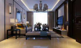中国风家装设计 中式风格两房装修效果图欣赏