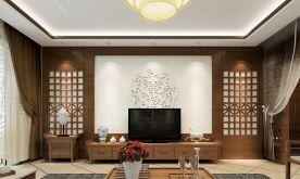 郑州泰成悦府 现代风格三房装修设计