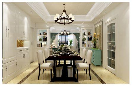 混搭风格四房装修设计 混搭风格家庭装修效果图