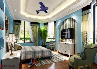 十里蓝山欧式设计风格