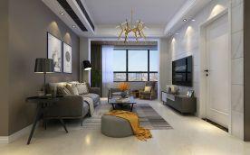 现代风格四房装修设计 四居室家庭装修效果图欣赏