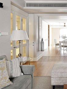 简约美式风格装修 美式风格家庭装修效果图