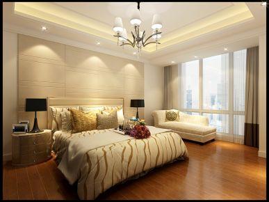 现代简约四居室装修 现代简约家庭装修案例