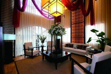 东南亚风格家装 东南亚风格家装效果图