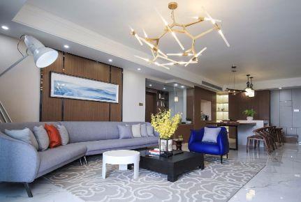 新中式风格家装 新中式风格三房装修效果图