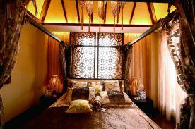 东南亚风格三房装修设计 东南亚风格家庭装修效果图