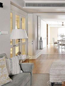 简约美式风格装修设计 美式风格家庭装修效果图