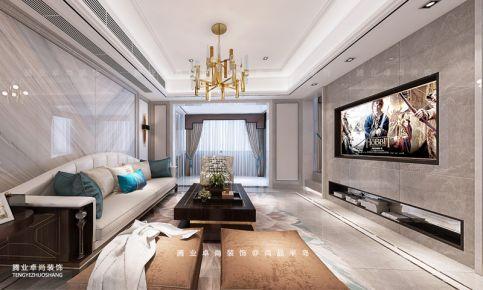 温州尚品半岛三房装修 现代风格家庭装修设计