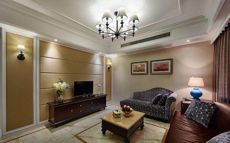 东莞欧式风格三房装修 欧式风格家庭装修案例