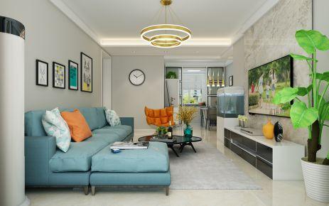 北欧风格三居室装修设计 北欧风格家庭装修效果图