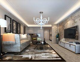 杭州青莎阁新古典风格装饰设计效果图