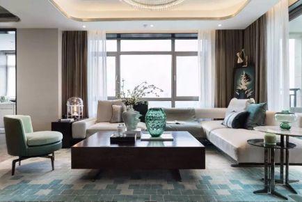 北欧现代风两房装修 现代北欧风格家庭装修效果图