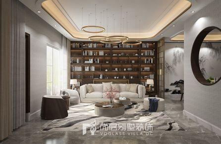 龙湖.名景台|新中式风格装修设计案例