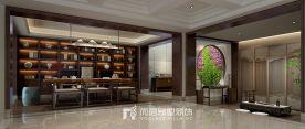 杭州别墅装饰设计 新古典风格