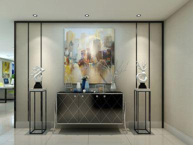 『西安』延长石油  现代办公室装修效果图