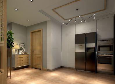 北京蓝华金梦 简约风格两房装修设计