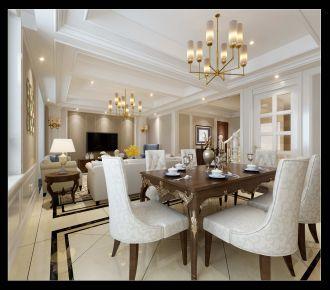 美式风格复式装修 美式风格家庭装修设计