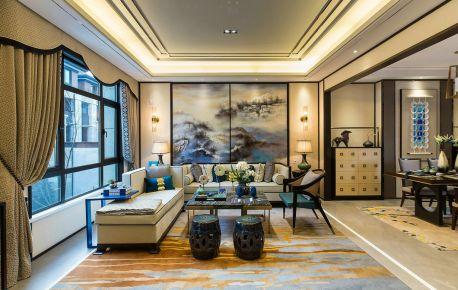 中式文化家装设计 中式风格家庭装修设计效果图