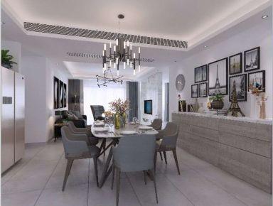 现代风格三居室装修 现代风格三房装修设计效果图