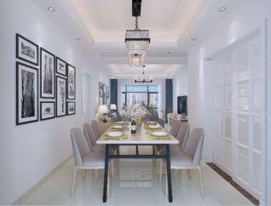 现代简约两房装修 现代简约家庭装修案例