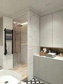 二居室现代极简风格装修案例