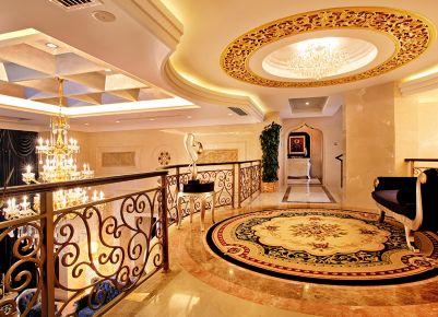 奢华欧式别墅装修设计 欧式风格别墅装修效果图