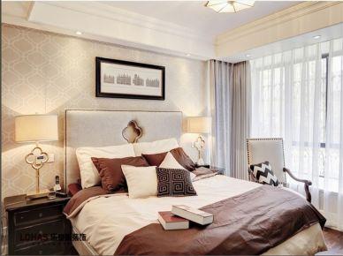 170平欧式装修设计 欧式风格四居室装修效果图
