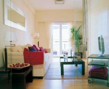 贵阳亚青城 现代风格小户型家庭装修案例