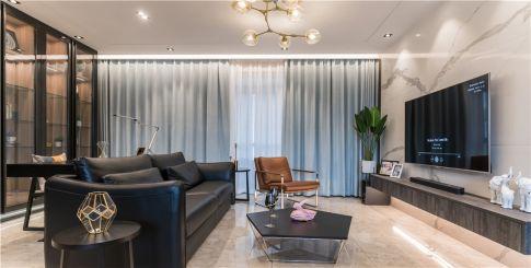 现代风格家庭装修设计 现代风格三房装修案例