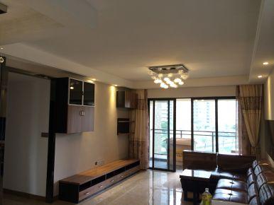 北京昌平区首开国风美唐 现代风格两房装修设计效果图