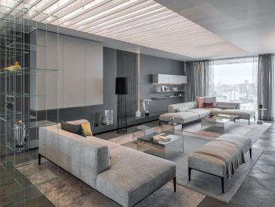 现代简约风格家庭装修  现代风格家装效果图欣赏