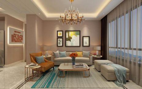 现代简约两房装修设计 现代简约家装效果图欣赏