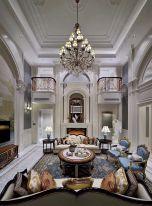 法式别墅装修设计 法式别墅装修效果图欣赏