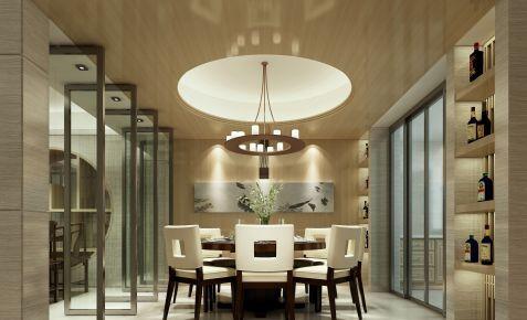 现代三房装修设计 现代风格家庭装修效果图