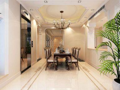 青岛玲珑台别墅装修 欧式风格别墅装修设计欣赏
