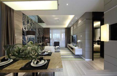 同安家园-后现代-三居室装修案例
