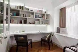 盛世滨江-北欧风格-三居室装修案例