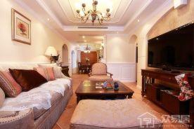 新中式风格三房装修 新中式风格家装设计